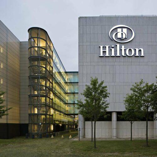 Hilton Hotel Gatwick Airport