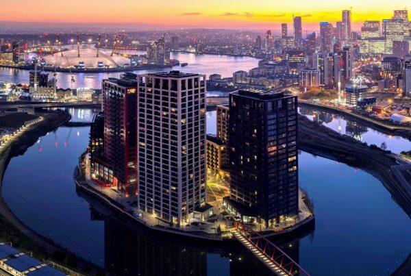 Enviromech Projects - London City Island