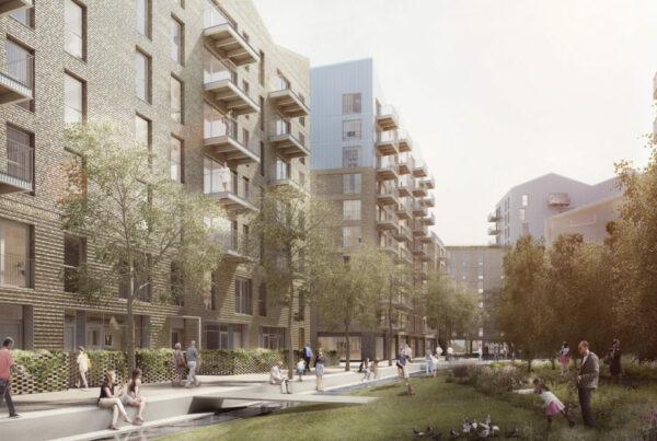Enviromech Projects - The Timberyard Deptford