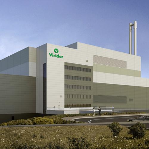 Viridor Energy Recovery Facility