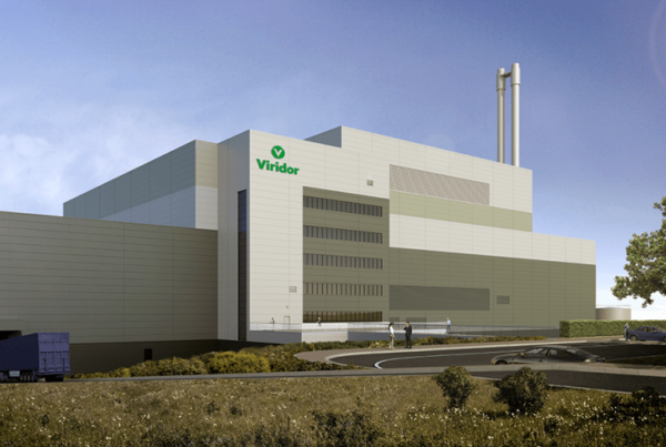 Enviromech Projects - Viridor Energy Recovery Facility